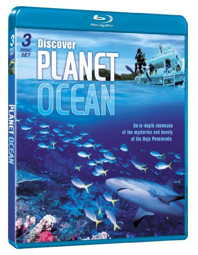 Discover Planet Ocean (Blu-ray/ 3-Disc)