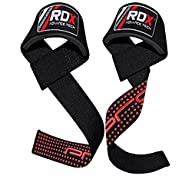 RDX Weight Lifting Gym Straps Crossfi…
