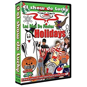 El Show de Lucky, Vol. 1: Holidays With Lucky movie