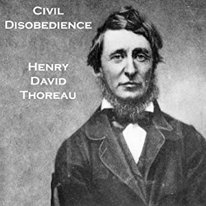 Henry David Thoreau Civil Disobedience