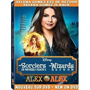 les sorciers de waverly place 2 alex vs alex the