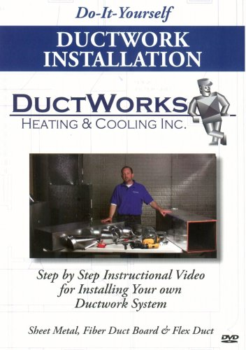 Do It Yourself Ductwork Installation - DVD -  - DV-DuctWork - ISBN: B001EPHFGW - ISBN-13: 0844667011692