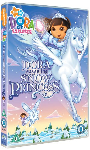Dora the Explorer: Dora Saves the Snow Princess [DVD] [2008]