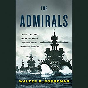 The Admirals Hörbuch