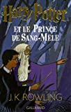 "Afficher ""Harry Potter n° 6<br /> Harry Potter et le Prince de Sang-Mêlé"""