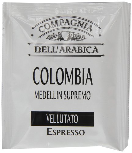 Find Compagnia Dell'arabica Colombia Medellin ESE Pods 7 g (Pack of 18) from Cotsh