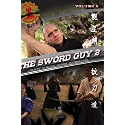 The Sword Guy - Samurai Swords Traditional Katana Instruction DVD 2
