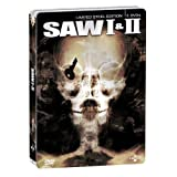 "Saw I & II - Limited Steel Edition (3 DVDs im Steelbook) [Director's Cut]von ""Cary Elwes"""
