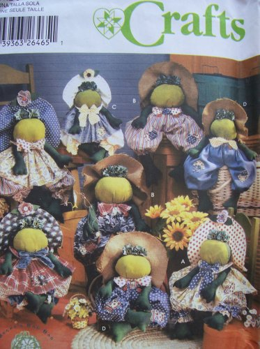 Simplicity Crafts 5599 Pattern - Stuffed Frogs And Clothes