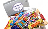 Christmas Retro Sweets Gift Box - Large - 'Sweet Dreams are made of this' - Full of the best Retro Sweets around and presented as a gift.
