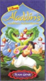 Aladdins Arabian Adventures: Team Genie [VHS]
