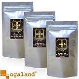オーガランド 黒烏龍茶葉(100g入り)【3個セット】 黒ウーロン茶 セール価格 特価