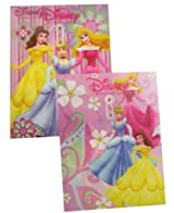 Disney Princess Envelope Folders - 4 pcs set