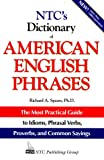 Ntc's Dictionary of American English Phrases (0844208485) by Spears, Richard A.