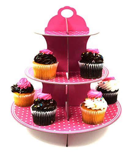 Dazzling Toys Big Top Cupcake Holder Set Party Accessory - Great Use for Party Decoration