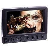 Ikan VK7i-E6 7-Inch HDMI Monitor with IPS Panel for Canon E6 (Black)
