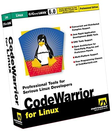 CodeWarrior for Linux 6.0
