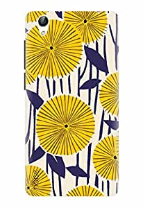 Noise Designer Printed Case / Cover for Vivo Y51L / Patterns & Ethnic / Ready To Wear