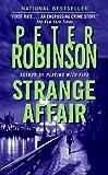 Strange Affair (0060544341) by Robinson, Peter
