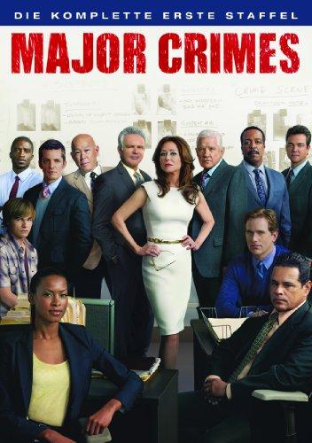 Major Crimes - Die komplette erste Staffel [3 DVDs] hier kaufen