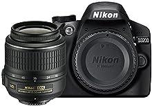 Comprar Nikon D3200 - Cámara réflex digital de 24 Mp (pantalla 2.9