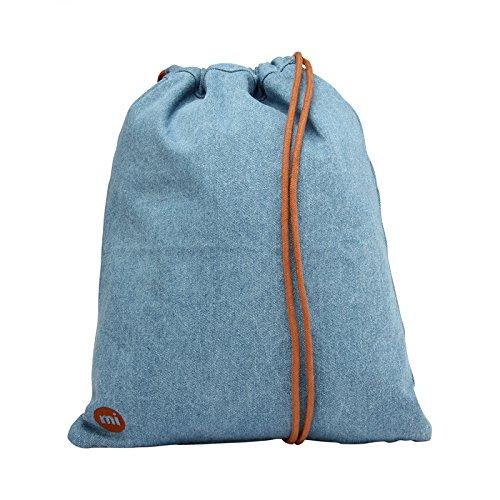 Mi-Pac-Borsa, colore: blu Denim