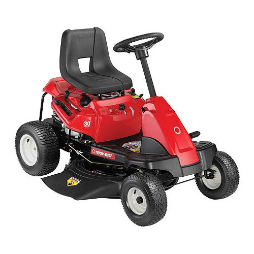 Troy-Bilt 420cc OHV 30-Inch Premium Neighborhood Riding Lawn Mower (Riding Lawn Mower Transmission compare prices)