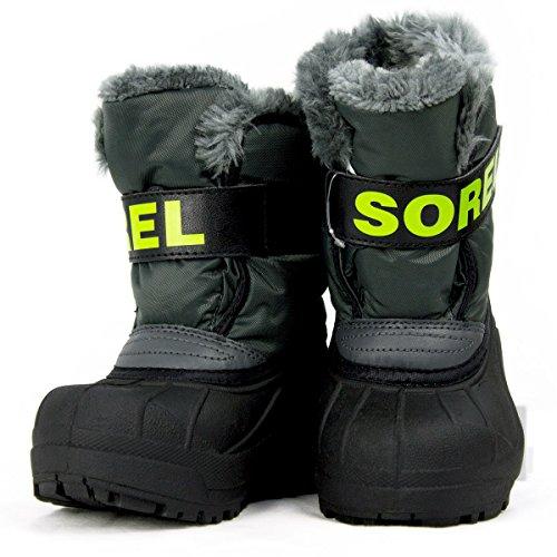 (ソレル) SOREL チルドレン スノーコマンダー ブーツ