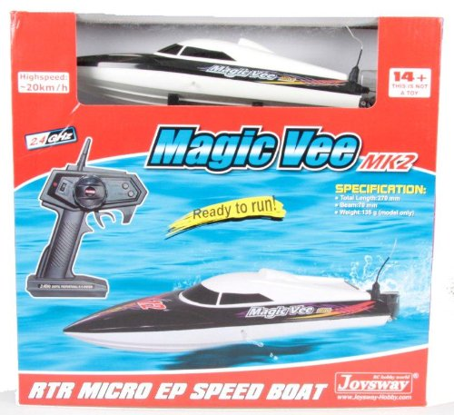 Ripmax Magic Vee Rtr Micro Ep Speed Boat