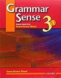 Grammar Sense 3: Student Book 3 Volume A (0194366251) by Bland, Susan Kesner
