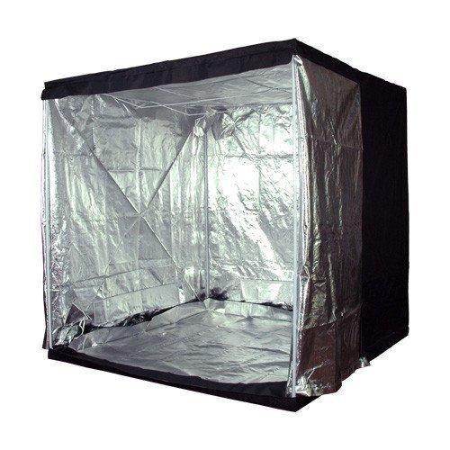 Ledwholesalers Gyo1010 76-Inch X 76-Inch X 76-Inch Mylar Reflective Hydroponic Grow Tent