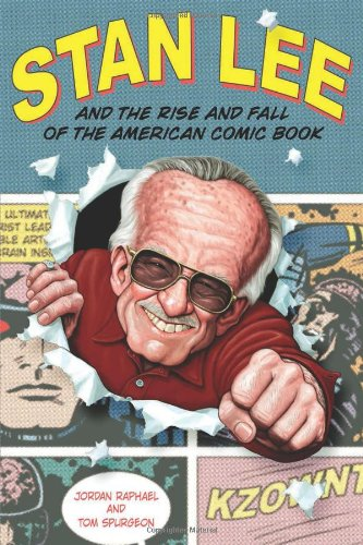 Stan Lee and the Rise and Fall of the American Comic Book (Stan Lee Drawing Book compare prices)