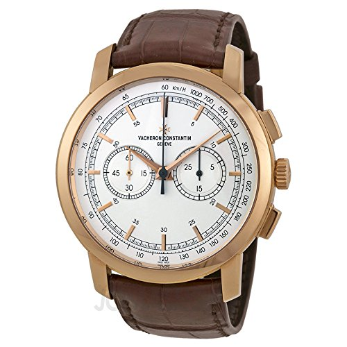 Vacheron Constantin Patrimony Traditionnelle Silver Dial Chronograph Mens Watch 47192000R-9352 constantin zopounidis quantitative financial risk management theory and practice