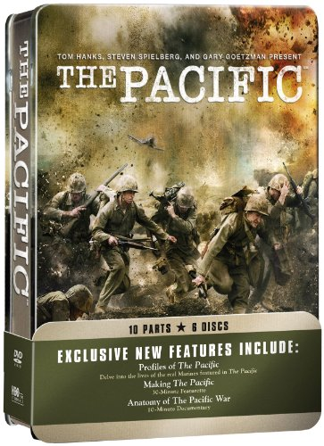The Pacific - Complete HBO Series (Tin Box Edition) [DVD]