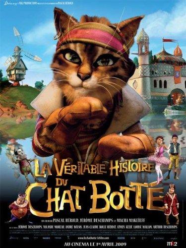 Скачать фильм Правдивая история Кота в сапогах /La veritable histoire du Chat/