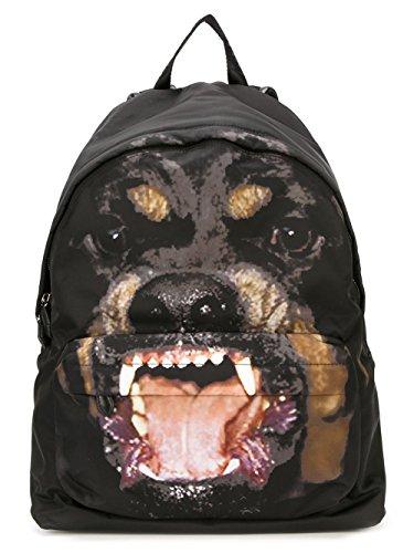 (ジバンシィ) GIVENCHY Rottweiler printed in backpack バックパックに印刷されたロットワイラー  [並行輸入品] LUXTRIT
