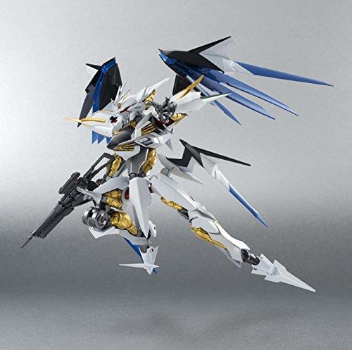 ROBOT魂 クロスアンジュ 天使と竜の輪舞 [SIDE RM] ヴィルキス 約140mm ABS&PVC製 塗装済み可動フィギュア