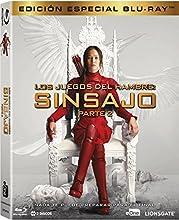 Los Juegos Del Hambre: Sinsajo Parte 2  (Blu-Ray 2 Discos) [Blu-ray]