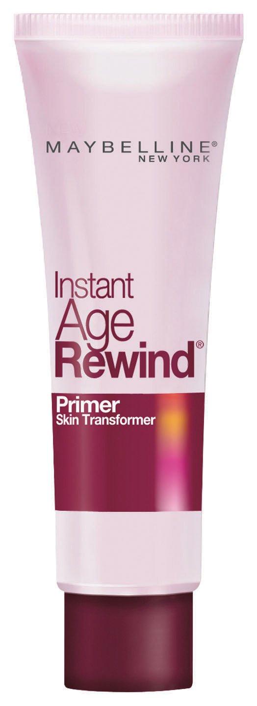 Maybelline New York Instant Age Rewind Primer Skin Transformer, Clear, 0.85 Fluid Ounce