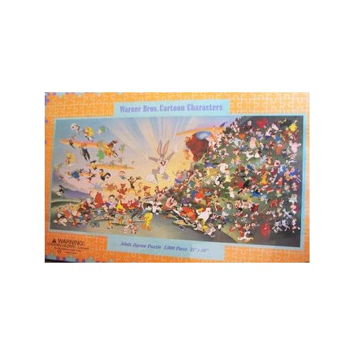 Characters 1000 Piece Puzzle : Other Products : Everything Else