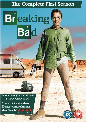 Breaking Bad - Season 1 [DVD] [2009]