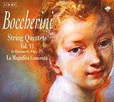 echange, troc  - Luigi Boccherini Quintettes A Cordes / Vol.6