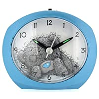 Me To You BlueTatty Teddy Alarm & Snooze Clock MTYCLK15A