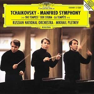 Manfred Symphony / Tempest
