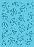 Cuttlebug Embossing Folder - Ice Crystals