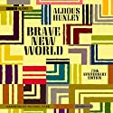 Brave New World (       UNABRIDGED) by Aldous Huxley Narrated by Michael York
