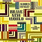 Brave New World (       ungekürzt) von Aldous Huxley Gesprochen von: Michael York