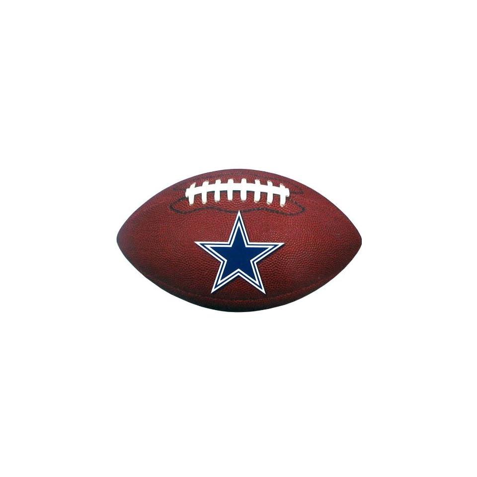 Dallas Cowboys Football Magnet Vinyl NFL for Auto Car Truck Locker Fridge Authentic Officially Licensed Team Logo