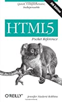 HTML5 Pocket Reference, 5th Edition