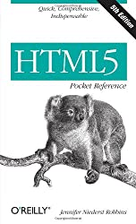 HTML5 Pocket Reference (Pocket Reference (O'Reilly))